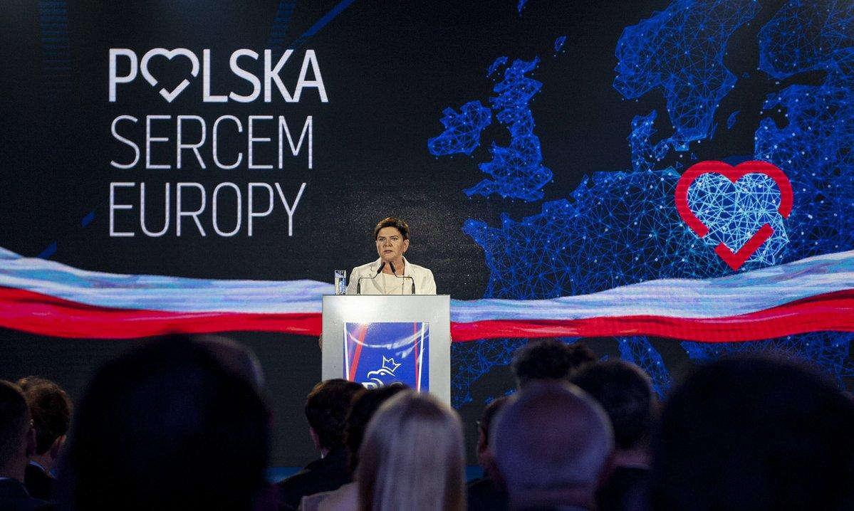 Beata Szydło: We want an EU of equal opportunities, justice and tolerance